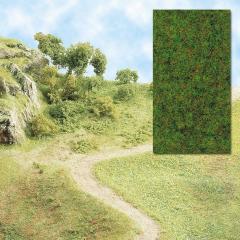BUE7111 Flocage herbe vert printemps