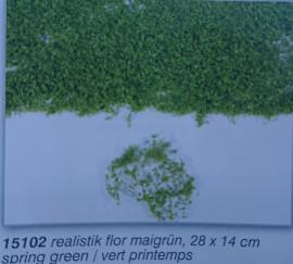 HE15102 filet de verdure pour feuillage vert printemps