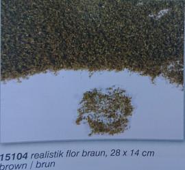 HE15104 filet de verdure pour feuillage brun