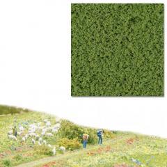 BUE7332 Flocage feuillage vert moyen