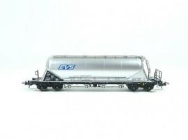 NM503802 Wagon silo pulvérulents Uacns «EVS», argent